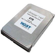 Kõvaketas HGST ULTRASTAR 7K6000 6TB SATA...