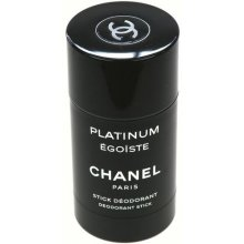 Chanel Egoiste Platinum, Deostick 75ml...