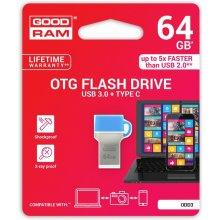Флешка GOODRAM ODD 64GB 35/10 MB/s USB3.0...