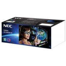 3d-prillid NEC NP02SK3D 3D starter kit