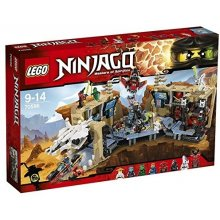 LEGO Ninjago - Action in the cave Samurai X