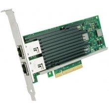 INTEL X540T2, Intel X540, 13.4, 5.0 GT/s, x8...