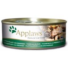 Applaws konserv Tuna fillet & Seaweed...