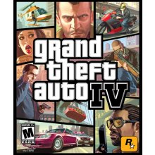 Mäng 2K Games PC Grand Theft Auto IV
