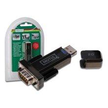 Võrgukaart DIGITUS USB 2.0 zu seriell...