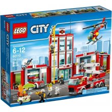 LEGO City Remiza strażacka