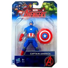 HASBRO AVN All Star figu rka, Captain Am