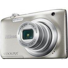 Фотоаппарат NIKON COOLPIX A100 серебристый...