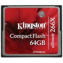 Флешка KINGSTON технология Ultimate 266x...