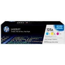 Tooner HP 125A CYM, Laser, HP Color LaserJet...