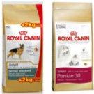 Сухой корм для собак и кошек