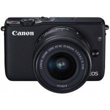 Canon EOS M10 Kit mit EF-M 15-45mm IS STM...