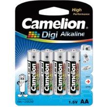 Camelion LR6-BP4DG AA/LR6, Digi Alkaline, 4...