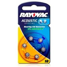 Rayovac Batterie ACOUSTIC SPECIAL 10 PR70...