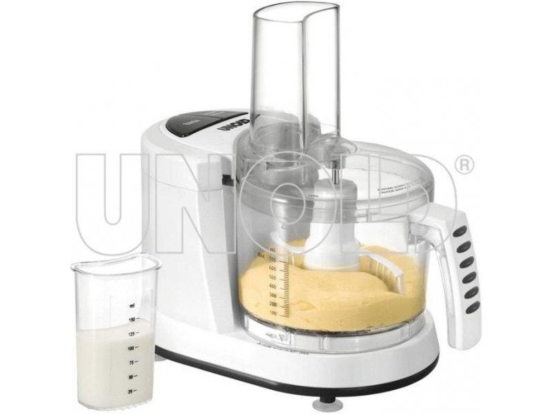 Unold 78501 Kompakte Kuchenmaschine Ruhrt Zerkleinert Raspelt