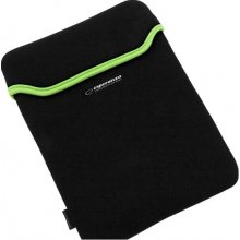 "ESPERANZA Etui for TABLET 7"" BLACK GREEN"