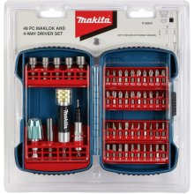 Makita P-52043 Bit-Set 49-teilig