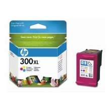 Tooner HP Cartridge 300XL tri-colour | 12ml...