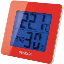 Sencor SWS 15RD Thermometer koos humidity...