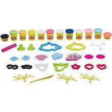 HASBRO Plastic mass PlayDoh Baby Shark Set