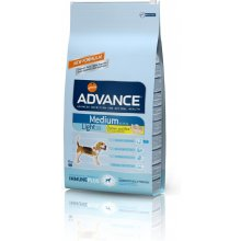 ADVANCE Dog Medium Light Chicken ja Rice...