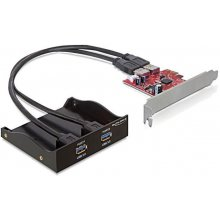 Delock 61775 2-Port USB3.0 передний Panel...