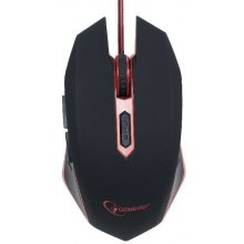 Hiir Gembird USB optiline GAMING/RED...