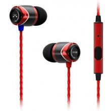 SoundMagic E10s red universaalne In-ear...