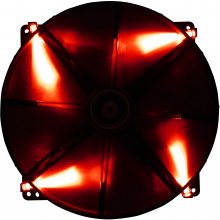 BitFenix Spectre 200mm Lüfter Rote LED must
