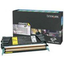 Тонер Lexmark C5340YX, 7000 pages, Laser...