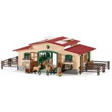 Schleich Farm Life Stable koos Horses +...