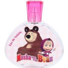 DISNEY Masha и The Bear, EDT 7ml, туалетная...