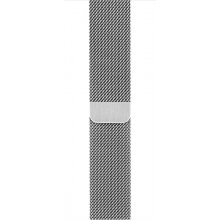 Apple Band 38mm Slvr Milanese Loop-Zml