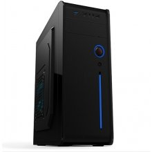 Корпус Gembird case Midi Tower Zephyr black