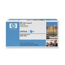 HP INC. HP C9731A Toner голубой