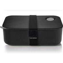 Yoko Design 1386-7825B Lunch Box, Black...