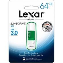 Mälukaart Lexar JumpDrive USB 3.0 S75 64GB