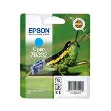 Тонер Epson чернила T0332 голубой | Stylus...
