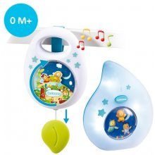 SMOBY Cotoons Musical and light, blue