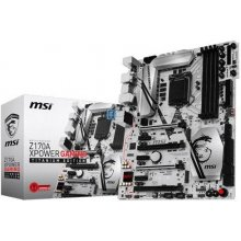 Emaplaat MSI Z170A XPOWER GAMING TITANIUM...