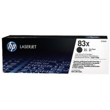 HP INC. HP 83X Black LaserJet Toner...