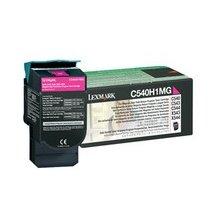 Lexmark C540H1MG Toner Prebate Magenta