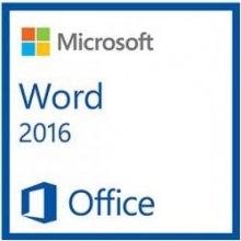 Microsoft MOLP Word SNGL SA OLP NL Acdmc