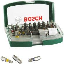 BOSCH Promoline Screwdriver Bit Set 31 pc(s)
