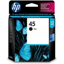 Тонер HP 45 чёрный Inkjet Print Cartridge 45...