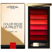 L´Oreal Paris Color Riche La Palette Lips...