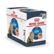 Royal Canin Ultra Light kassitoit (karp...