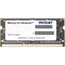 Оперативная память PATRIOT DDR3 Ultrabook...
