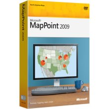 Microsoft MapPoint 2009, Lic/SA Pack OLP NL...