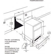 Холодильник AEG SKS58200F0